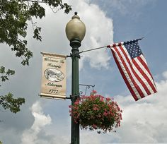 """Alderson has the largest Fourth of July celebration in West Virginia. It's a multi-day event and many former residents return for a """"home coming"""" each year. Come see the musical groups and fireworks!     Check out our creative patriotic home decor items at www.CreativeHomeDecorations.com"""