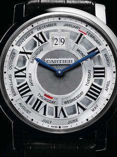 Rotonde de Cartier Annual Calendar
