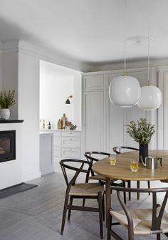Modern Scandinavian Interior, Home Panel, Kitchen Lamps, Home Budget, Home Decor Inspiration, Kitchen Design, Sweet Home, Room Decor, House Design