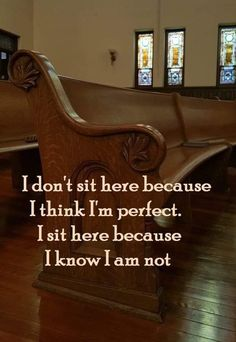 I don't sit here because I think I'm perfect. Bible Verses Quotes, Faith Quotes, Scriptures, Strong Quotes, Quotes Quotes, Positive Quotes, Godly Quotes, Prayer Verses, Powerful Quotes