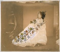 Even going into debt to execute her project. | 25 Stunning Photographs Of Countess De Castiglione