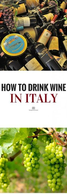 Wine is one of the foodies' greatest pleasure in Italian food. Learn how to order - and enjoy - wine in iItaly.