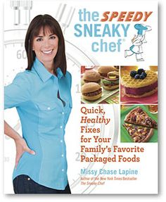 The Sneaky Chef!