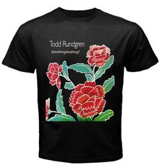 Todd Rundgren Something/Anything? Black T-Shirt