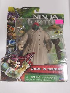 Teenage Mutant Ninja Turtles (2014) Raph in Disguise