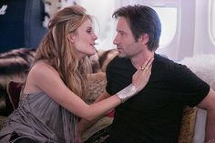 Maggie Grace & David Duchovny in Californication (2007)