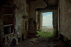 17 Surreally Creepy Abandoned Places Around The World