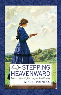 """Our hearts are as canvases. Over a lifetime the Master Artist can create something beautiful. """"Stepping Heavenward"""" is a glorious glimpse on what our Creator will do in the lives of His apprentices. Us!"""