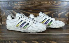 Vintage Adidas Court Competition Made In Morocco Size 7 Ebay Vintage Adidas Adidas Vintage Nike
