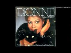 ▶ Dionne Warwick - Yesterday I Heard The Rain - YouTube