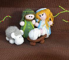 Nativity scene crochet (free pattern) foe English translation go here  http://translate.google.ca/translate?hl=en=nl=http://echt-studio.blogspot.com/2011/09/welcom-to-my-crib-kookeridoo-kerstal-is.html=/search%3Fq%3Dhttp://echt-studio.blogspot.ca/2011/09/welcom-to-my-crib-kookeridoo-kerstal-is.html%26hl%3Den%26biw%3D1024%26bih%3D612%26prmd%3Dimvns=X=5TSEUK_FJomfyAG_jYGYAg=2=0CCEQ7gEwAA