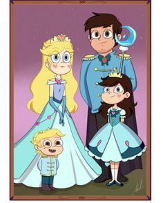 Starco family