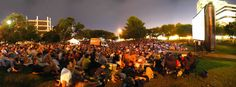 Austin Parks Foundation's Movies in the Park at Republic Square