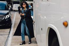The Best Street Style From Australian Fashion Week ILKIN KURT