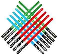 12 Inflatable Light Saber Sword Toys - 4 Green, 4 Red, an... https://smile.amazon.com/dp/B01LXOA2MW/ref=cm_sw_r_pi_dp_x_ufEyybTSQS41P