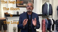 Rodney gives a brief overview into choosing the correct size for your suit. Depending on your height suits fall into 3 different categories, regular, short a. Knowing You, Suits, Videos, Fitness, Keep Fit, Suit, Video Clip, Rogue Fitness, Costumes