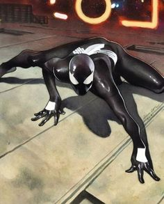 """Marvel Calls out Spider-Man in June with """"Too Many Costumes"""" Variants Black Spiderman, Amazing Spiderman, Spider Art, Spider Verse, Marvel Comics Art, Marvel Heroes, Comic Books Art, Comic Art, Avengers"""