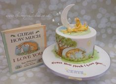 Guess How Much I Love You........ by The Crafty Kitchen - Sarah Garland