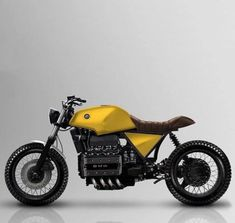 BMW Cafe Racer Design – my ideas – Motorcycle Ideas Bmw Cafe Racer, Piece Cafe Racer, Cafe Racer Build, Cafe Racers, Cafe Racer Motorcycle, Bmw Scrambler, Motor Scrambler, Bike Bmw, Cafe Bike