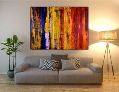 Buy Iridescent volcanic spectra, Acrylic painting by Nestor Toro on Artfinder. Discover thousands of other original paintings, prints, sculptures and photography from independent artists.