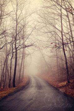 Fine Art Photograph Road Scenic Destination