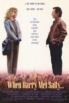 When harry met sally. rob reiner & meg ryan