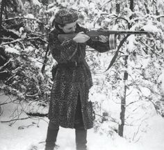Faye Schulman was a women who took pictures of life as a partisan. She faught along side the men as they rebelled against the Nazis and nursed them back to health when they were wounded . http://www.jweekly.com/article/full/37486/rare-photos-show-hidden-life-of-partisans-who-fought-nazis/