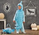 Dr. Seuss's™ Blue Fish Costume | Pottery Barn Kids |one fish, two fish, red fish, blue fish :)