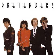 Pretenders - Pretenders (1980). Zie http://www.pretenders.org.uk/Welcome.html voor concertopnames vanaf 1979.