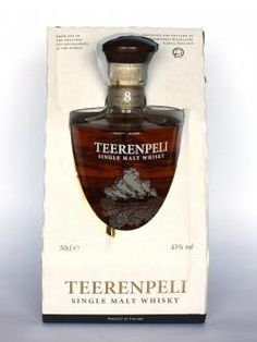 Teerenpeli 8 years old: Promising whisky from frozen North - A Wardrobe of Whisky