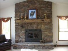 Reclaimed Beech Mantel Home Fireplace, Fireplace Mantels, Beams, Fire Places, The Originals, Wood, Google, Design, Home Decor