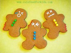 Injured Gingerbread People