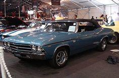 1969 Chevrolet Chevelle...