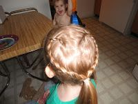 Claire's Hair: Heart Hair