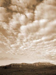 """Spacious Skies"" digital photograph. By Cris Fulton, Bowman, North Dakota."