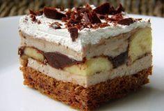 Germanskij shokoladnyj tort recept s foto Best Cake Recipes, Sweet Recipes, Dessert Recipes, Czech Recipes, Croatian Recipes, Food Cakes, Cupcake Cakes, Hungarian Cake, Torte Recepti