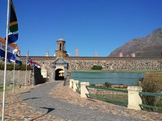 Castle of Good Hope, Cape Town, South Africa Cape Town, Statue Of Liberty, South Africa, Cities, Castle, History, Live, World, Amazing