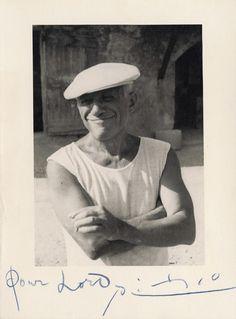 Pablo Picasso - 1950
