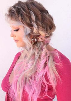 Looking for best ideas of braids to sport in year 2018? See here a list of most amazing trends of double rope braids in the form of twisted dreads for gorgeous and cute looks in 2018. These are trendy and cute hair looks for stylish ladies to wear in these days. We've compiled these braids especially for year 2018.