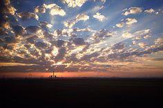 Lovely sunrise!