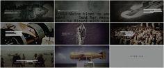 Godzilla Title Sequence