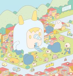 3LAND Family :) by 3LAND , via Behance