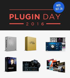 Check out this awesome Plugin Day Mega Giveaway from @wavesaudioltd with 6 prizes to win!