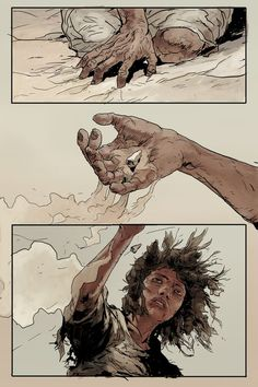 Hand with threads idea Comic Book Layout, Comic Books Art, Comic Book Pages, Bd Cool, Character Inspiration, Character Art, Art Sketches, Art Drawings, Graphic Novel Art