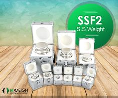 Use quality SSF2 S.S #Weights from HiWEIGH in various models and capacities. Get several accessories like lifting handles, dust free cloth and gloves as well @ www.hiweigh.com/product-details/ssf2-s-s-weight/
