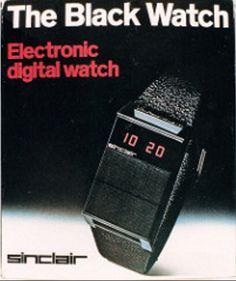 Sinclair black watch
