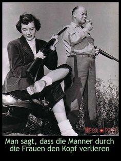 Man sagt, dass die Manner durch die Frauen den Kopf verlieren - www.MegaPics.ch. Lustige Bilder, witzige Fotos, fun Pics, fail Videos.