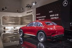 Mercedes Maybach, Maybach Car, Design Language, Pebble Beach, Concept Cars, Luxury Branding, Luxury Cars, Volkswagen, Vehicles
