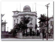 SP: Observatório da Paulista ficava no local onde hoje é o MASP…