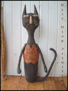 primitive dolls, patterns, folk art. australia make mine primitive